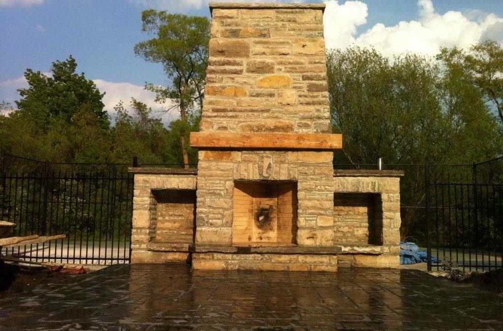 Mortared Stonework